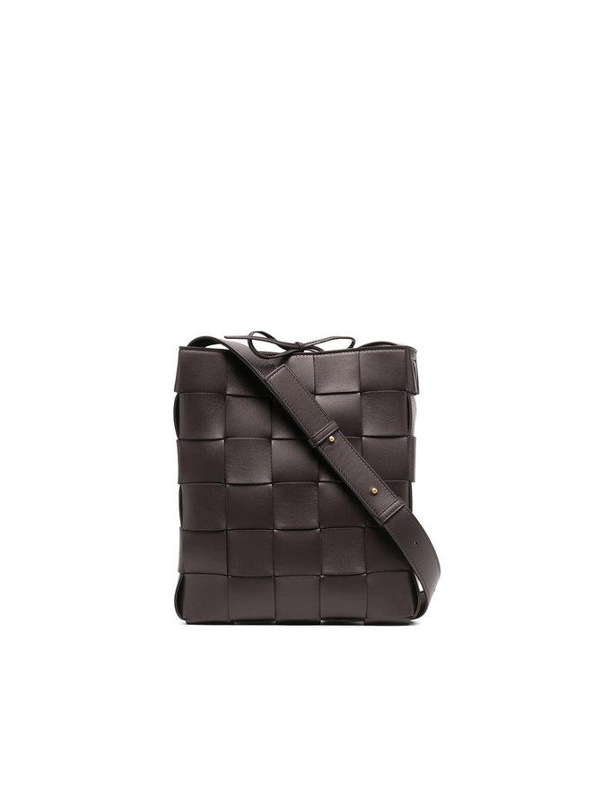 Rectangular Messenger Shoulder Bag