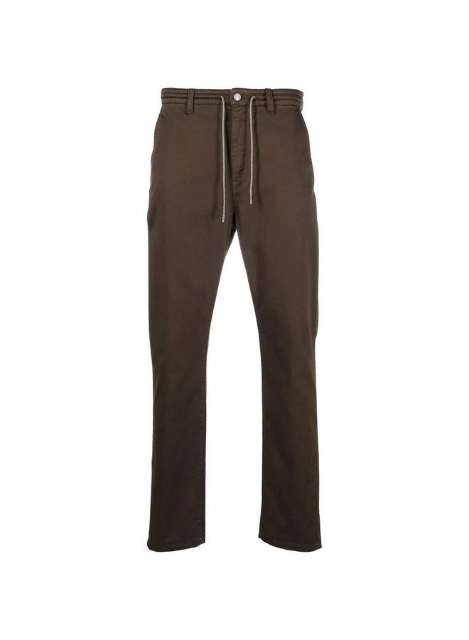 Z Zegna Drawstring Denim Jeans
