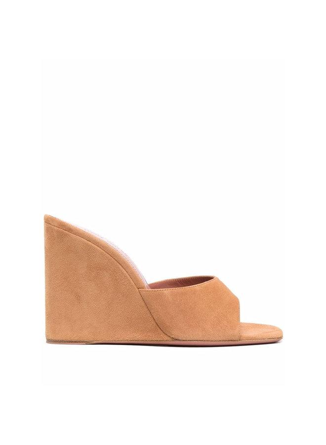 Lupita Wedge Heel Mule