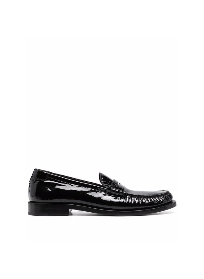 Flat Loafers Heel