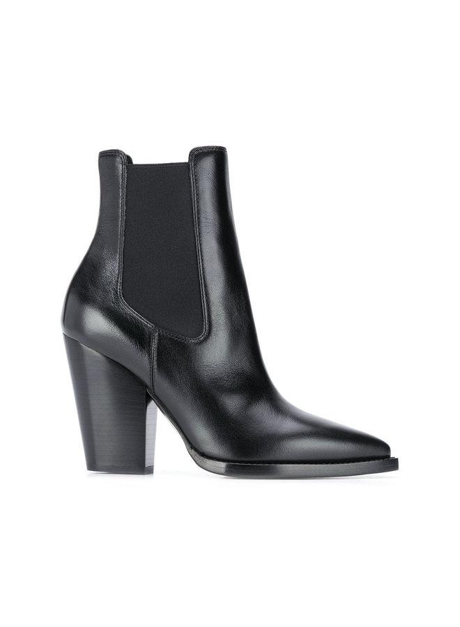 Chelsea High Heel Boots