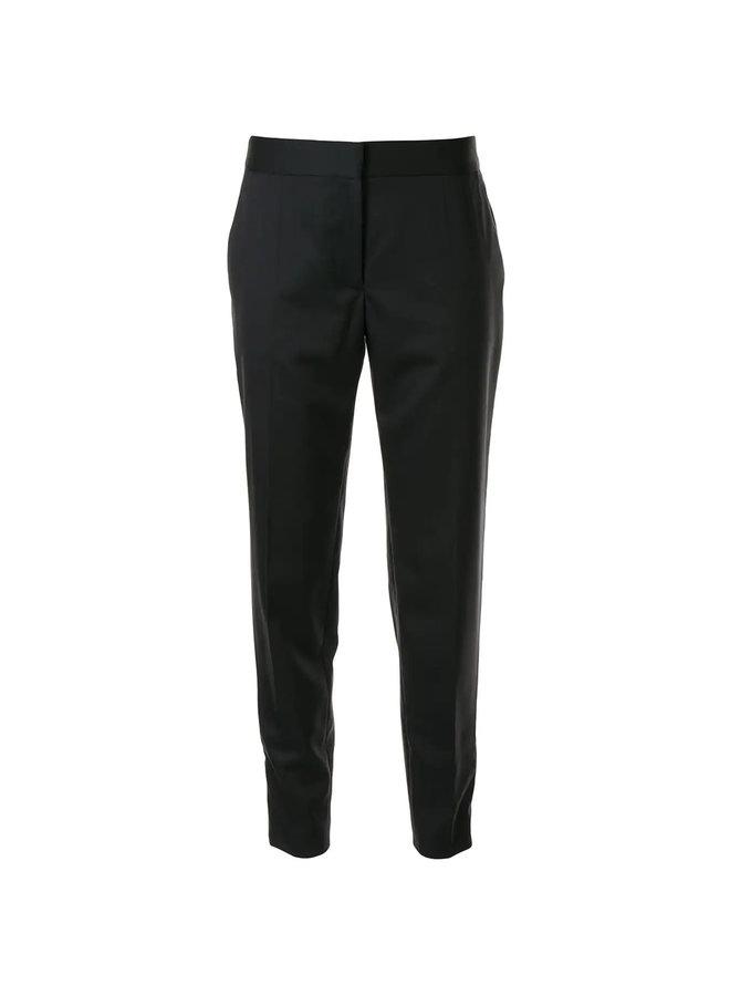 Mid Waist Skinny Pants