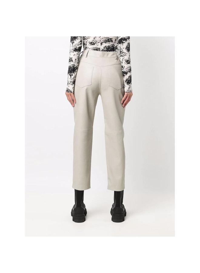 Hailey Straight Leg Pants in Clay