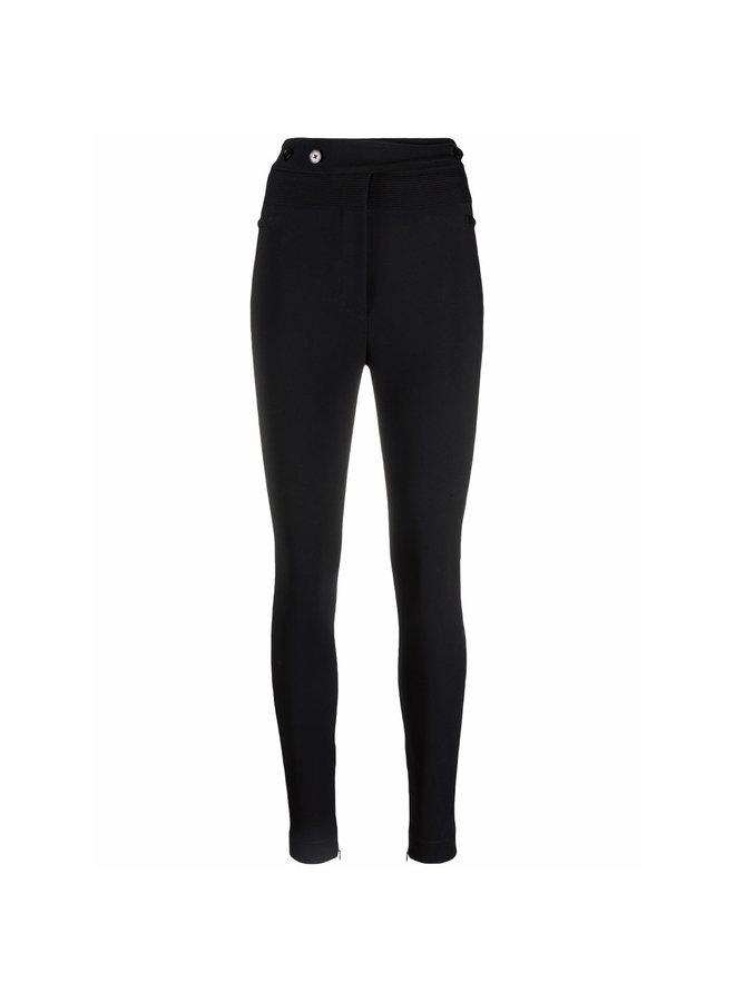 Morgan Skinny Leg Pants in Black