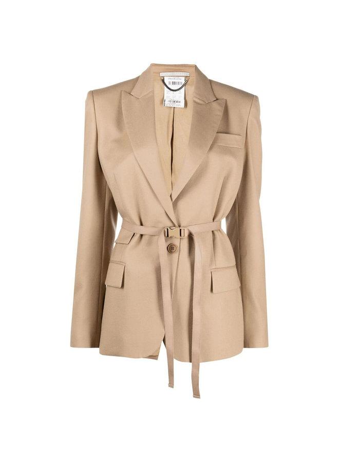 Bella Belted Blazer Jacket