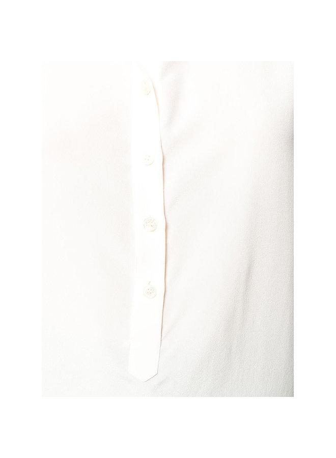 Eva Classic Long Sleeve Shirt in Natural