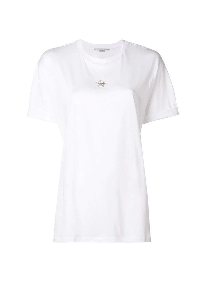 Embellished Start T-Shirt