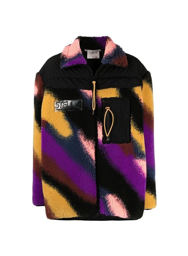Marley Faux-Shearling Coat