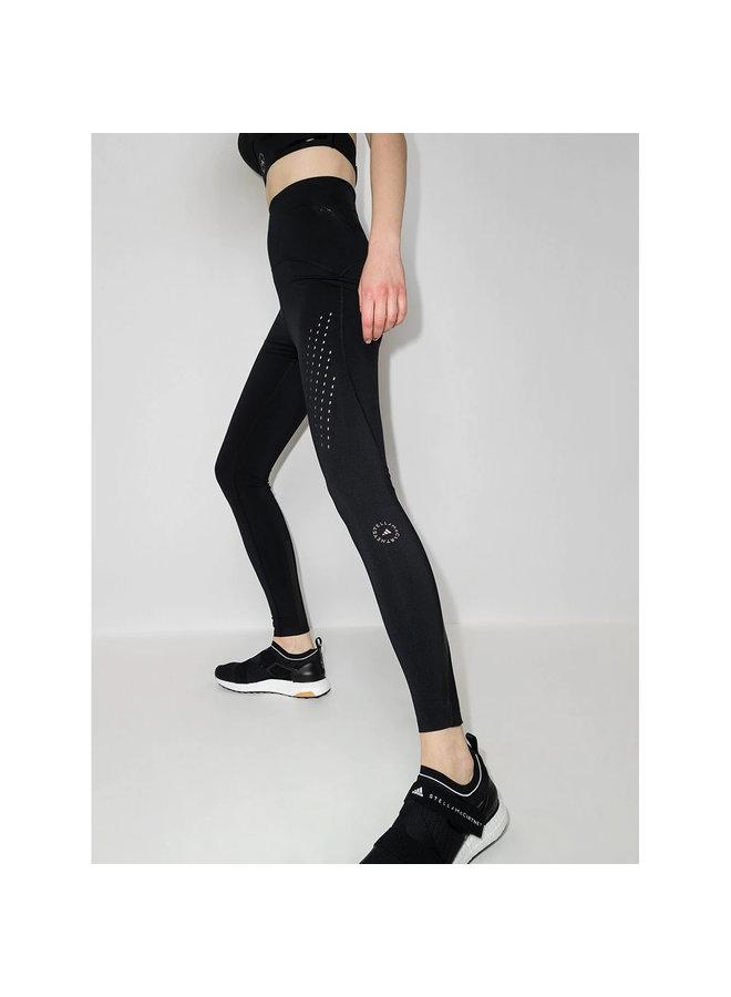 High Waisted Leggings in Black