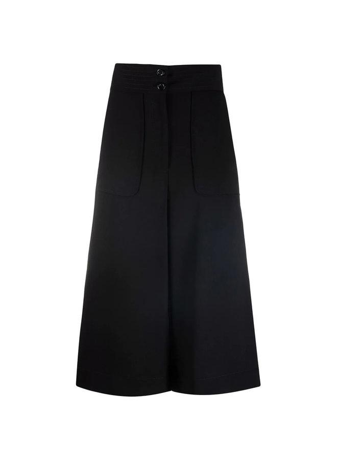 A-Line  Coulotte Pants