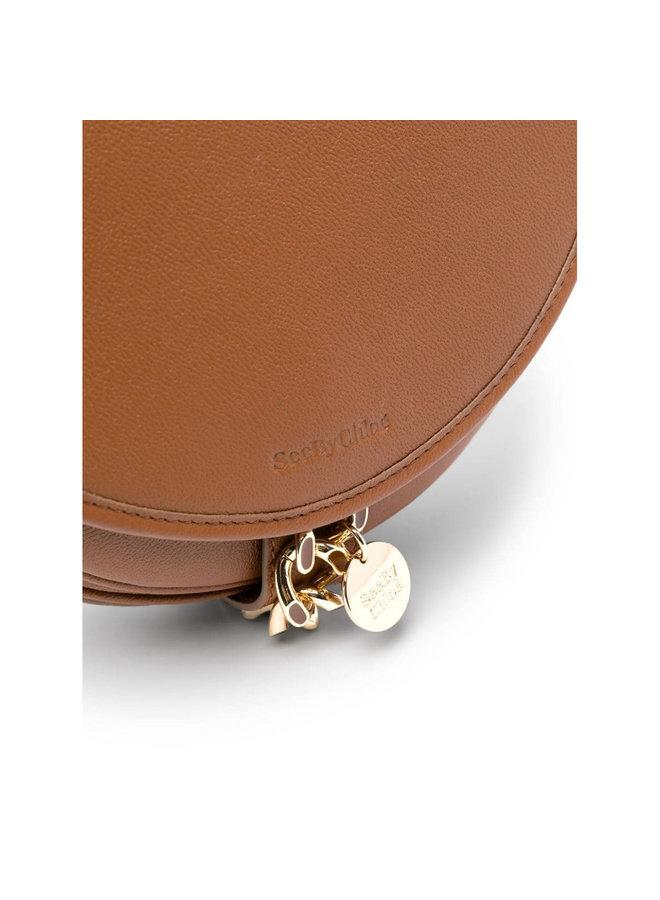 Satchel Crossbody Bag in Caramello