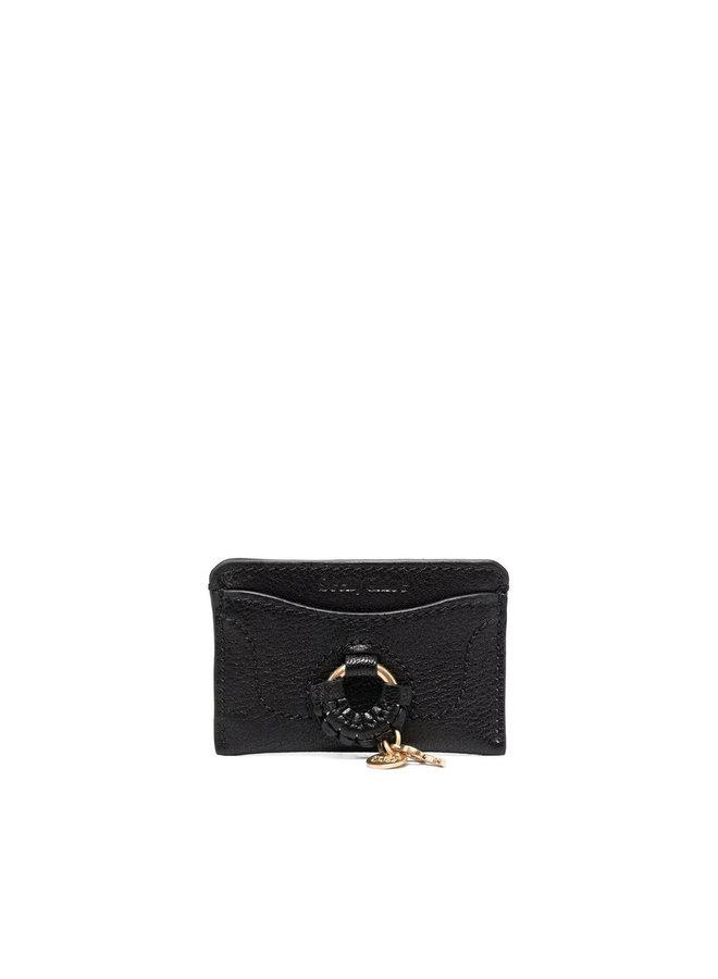 Hana Card Holder in Black