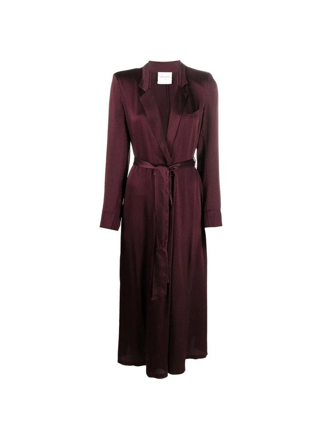 Midi Belted Dress
