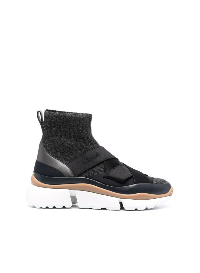 Sonnie High Top Sneakers