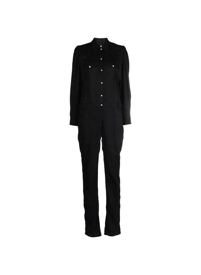 Full Length Jumpsuit in Black