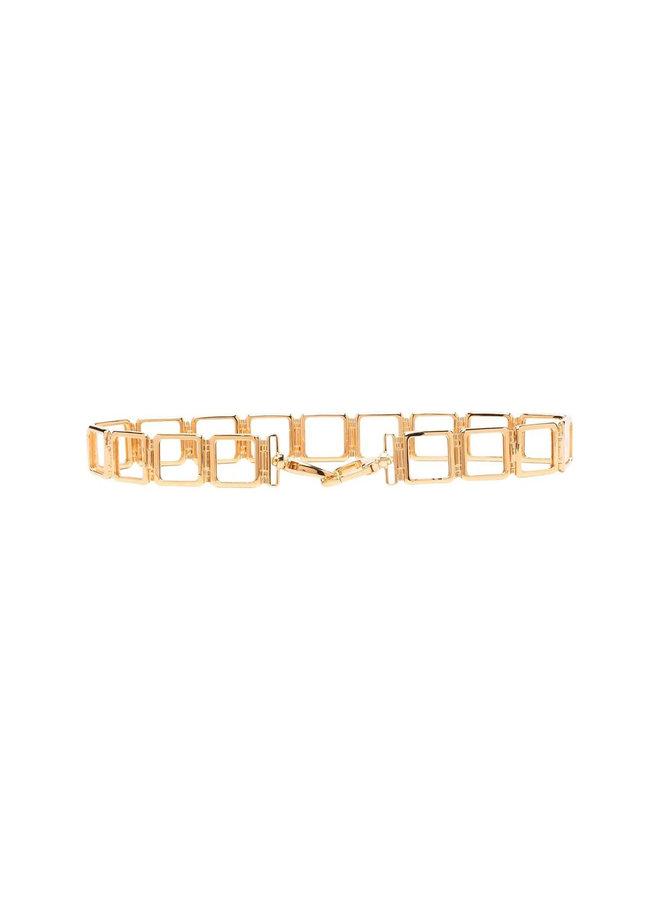 Toy Belt in gold