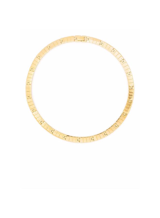 Slot Chain Princess Necklace