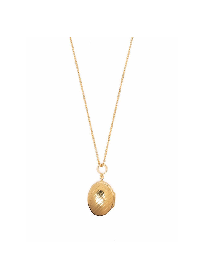 Small Signore Locket Necklace