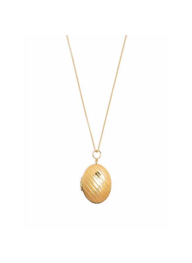 Signore Locket Necklace