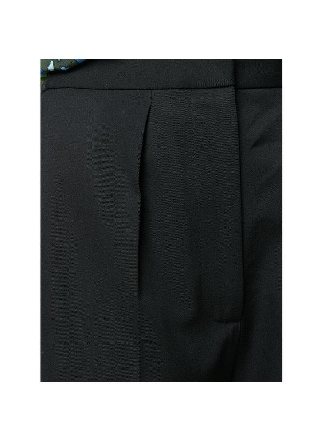 Nicole Wide Leg Pants in Black