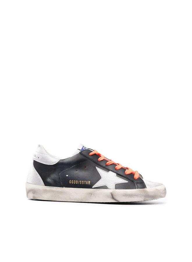 Superstar Low Top Sneakers in Black