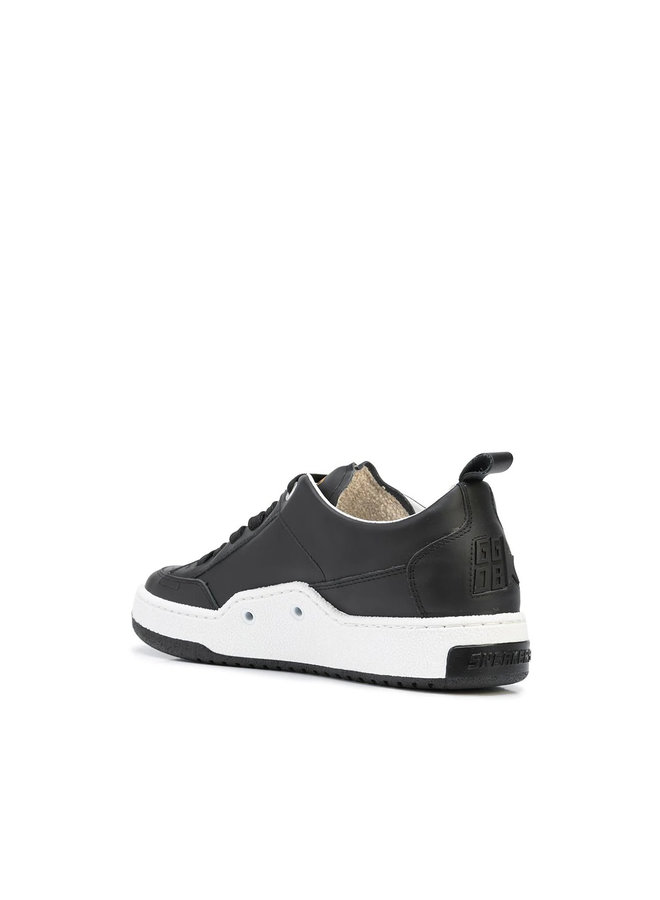 Yeah Low Top Sneakers in Black