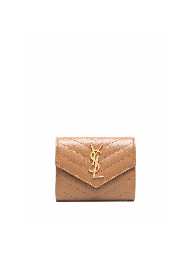 Monogram Small Flap Wallet
