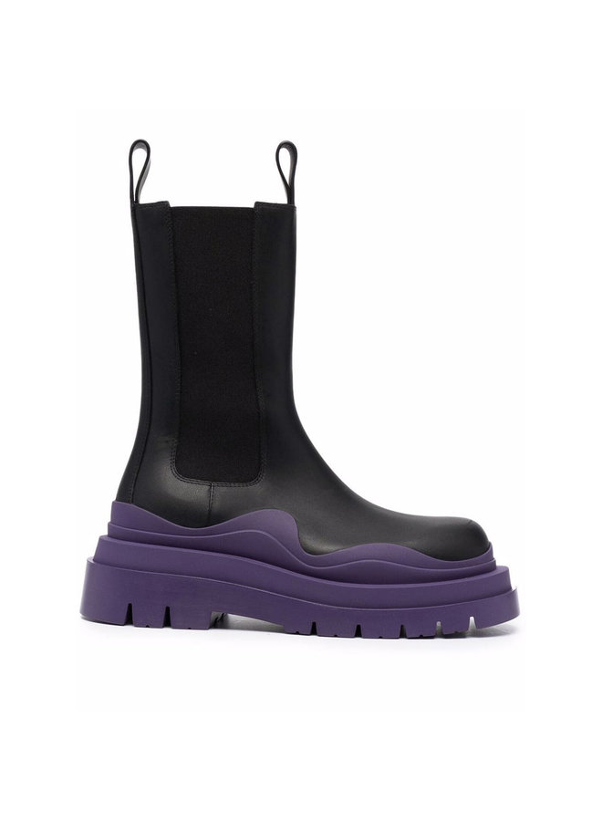 The Tire Flat Boots