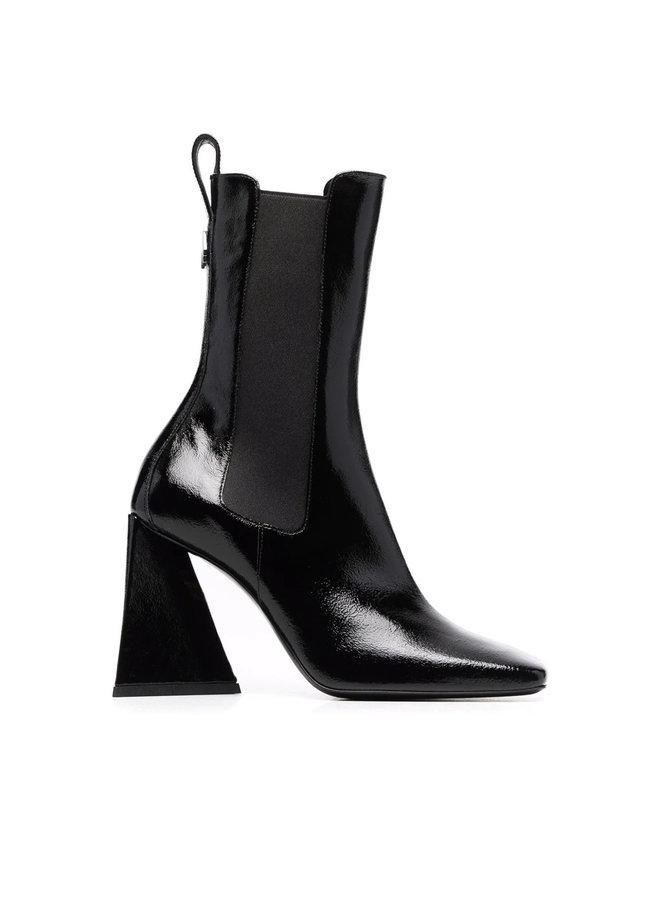 Devon Beatle High Heel Boots