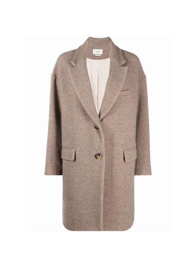 Limiza Knee Length Coat