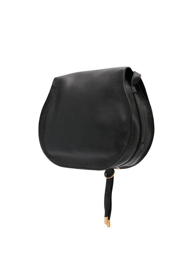 Marcie Medium Crossbody Bag in Black