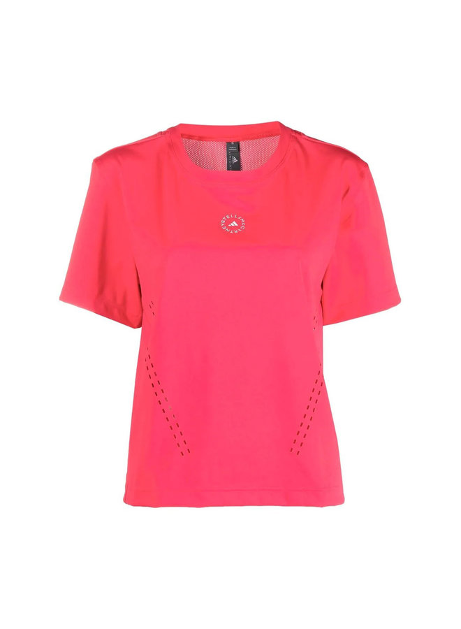 Loose Fit T-Shirt in Pink