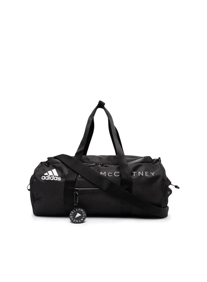 Logo Zipped Gym Bags