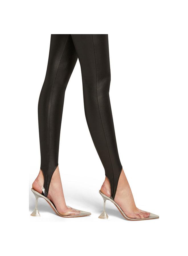Stirrup Leggings in Black