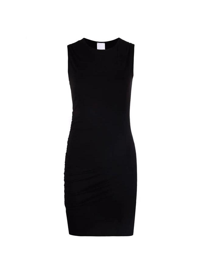 Mini Draped Dress