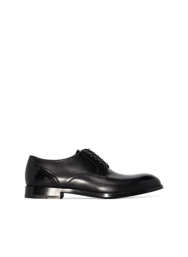 Siena Flex Derby Shoes in Black