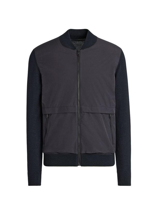 Hydro Wool Bomber Jacket