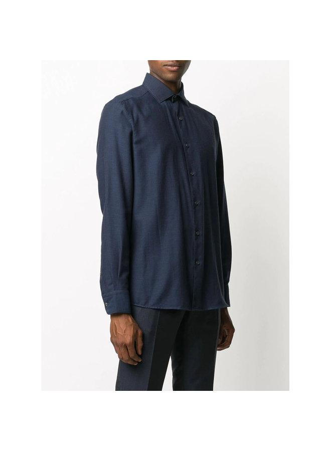 Luxury Shirt in Blue