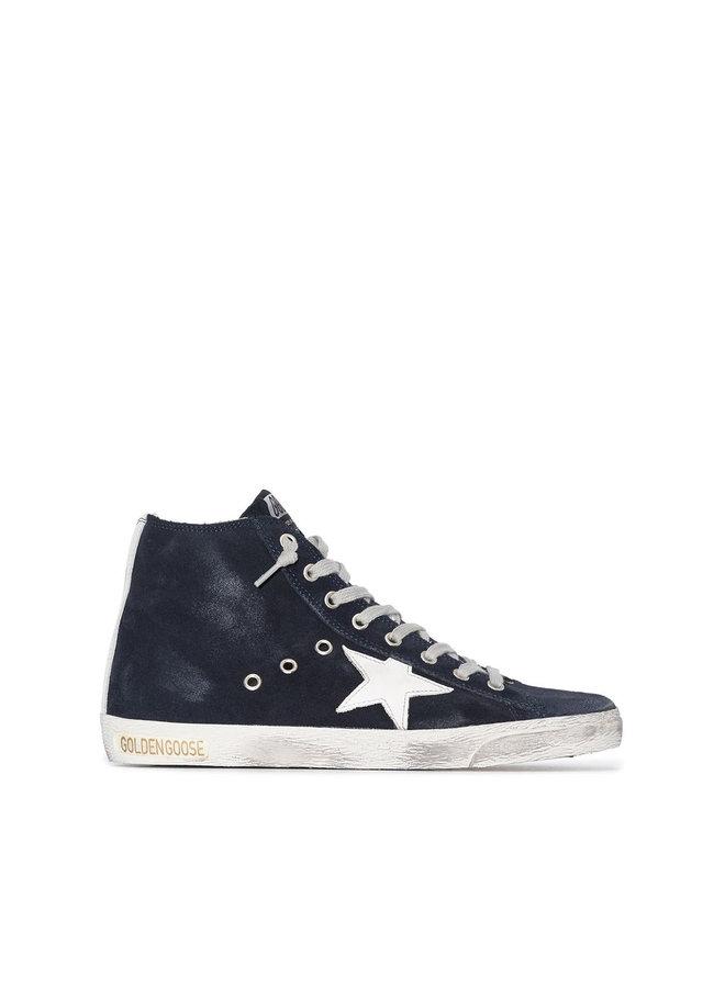 Francy High Top Sneakers in Blue