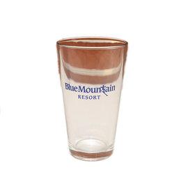 TGT Blue Mtn Pint Glass
