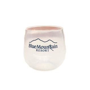 Silipint Blue Mtn Wine Glass