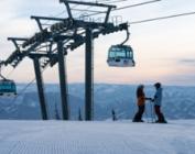 Men's All Mountain Skis