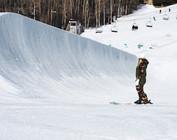 Women's Freestyle Skis