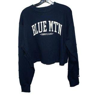 Blue 84 Blue Mtn Ivy Seen This Crop Crew