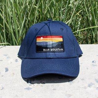 Blue 84 Blue Mtn Kryptonian Cap
