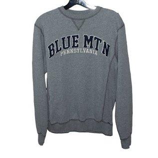 Blue 84 Blue Mtn Lenitive Crewneck