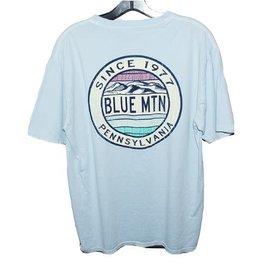 Blue 84 Blue Mtn Power Bank S/S Tee