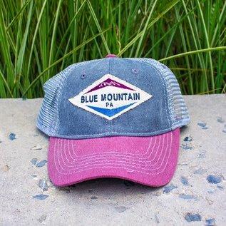 Blue 84 Blue Mtn Slick Valve Cap