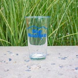 Blue Mtn Pint Glass
