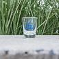Blue Mtn Shot Glass